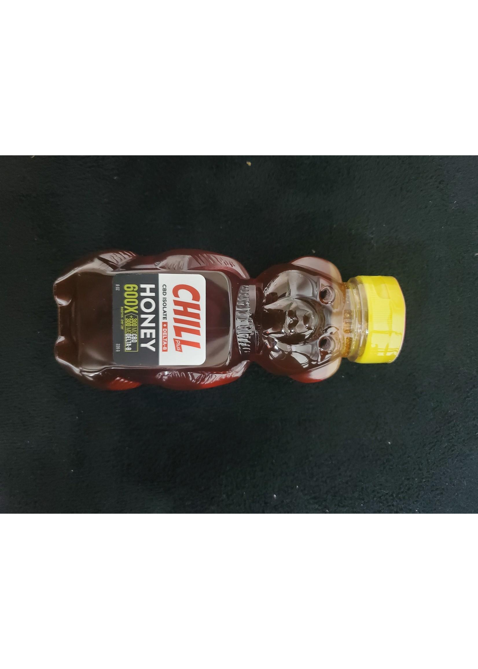 Chill Chill 600mg CBD/Delta 8 Honey Jar