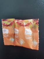 Bites Peach Delta 8 Bites 1 Pack