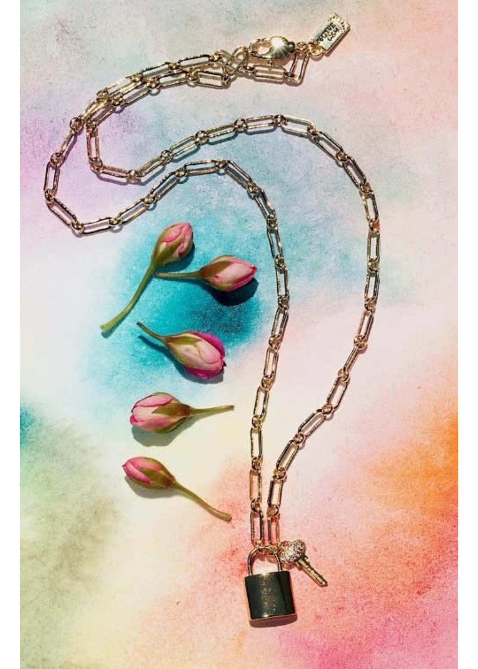 Native Gem Lockheart Necklace