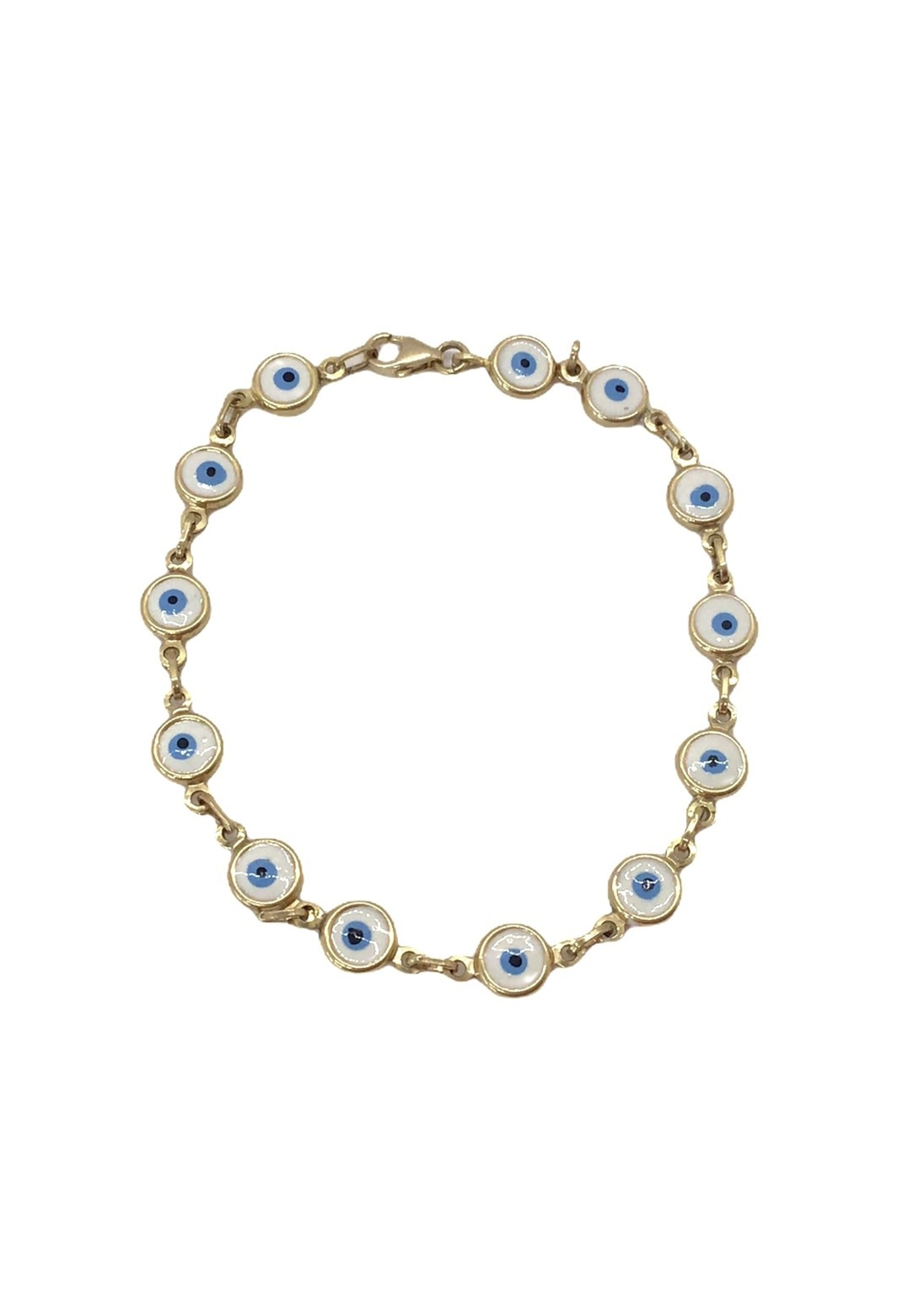 Jill Alberts Evil Eye Bracelet