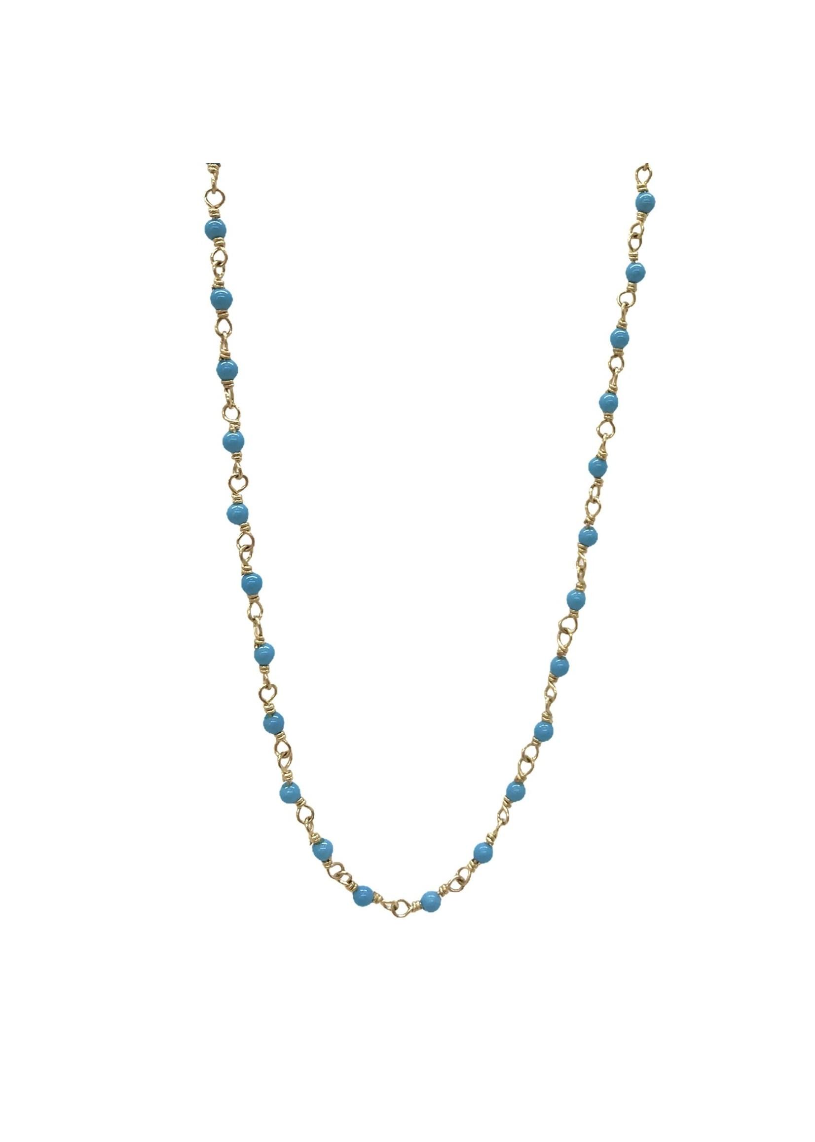 Jill Alberts Bead Necklace