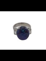 Jill Alberts Black Opal Ring