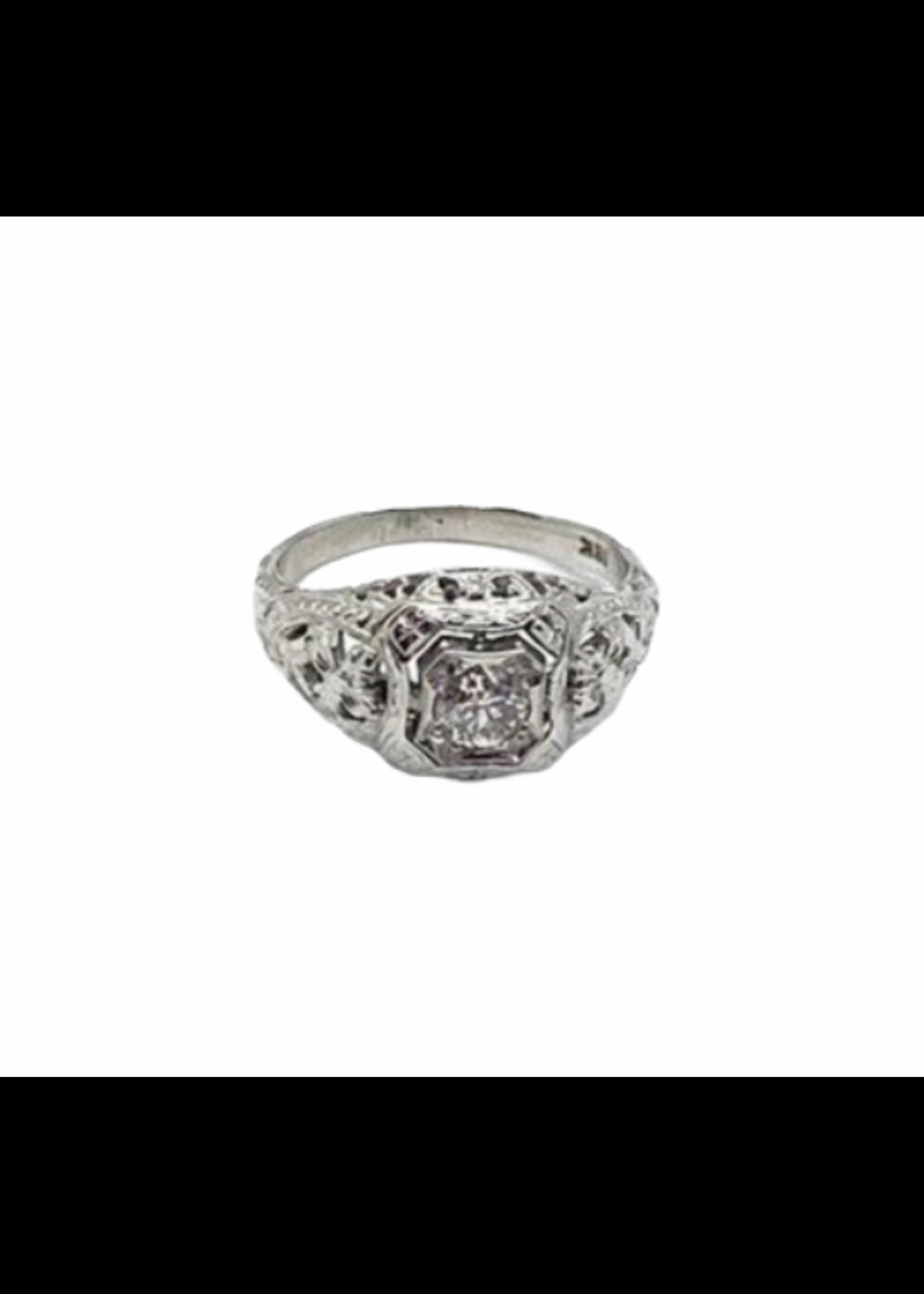 Jill Alberts Diamond Ring