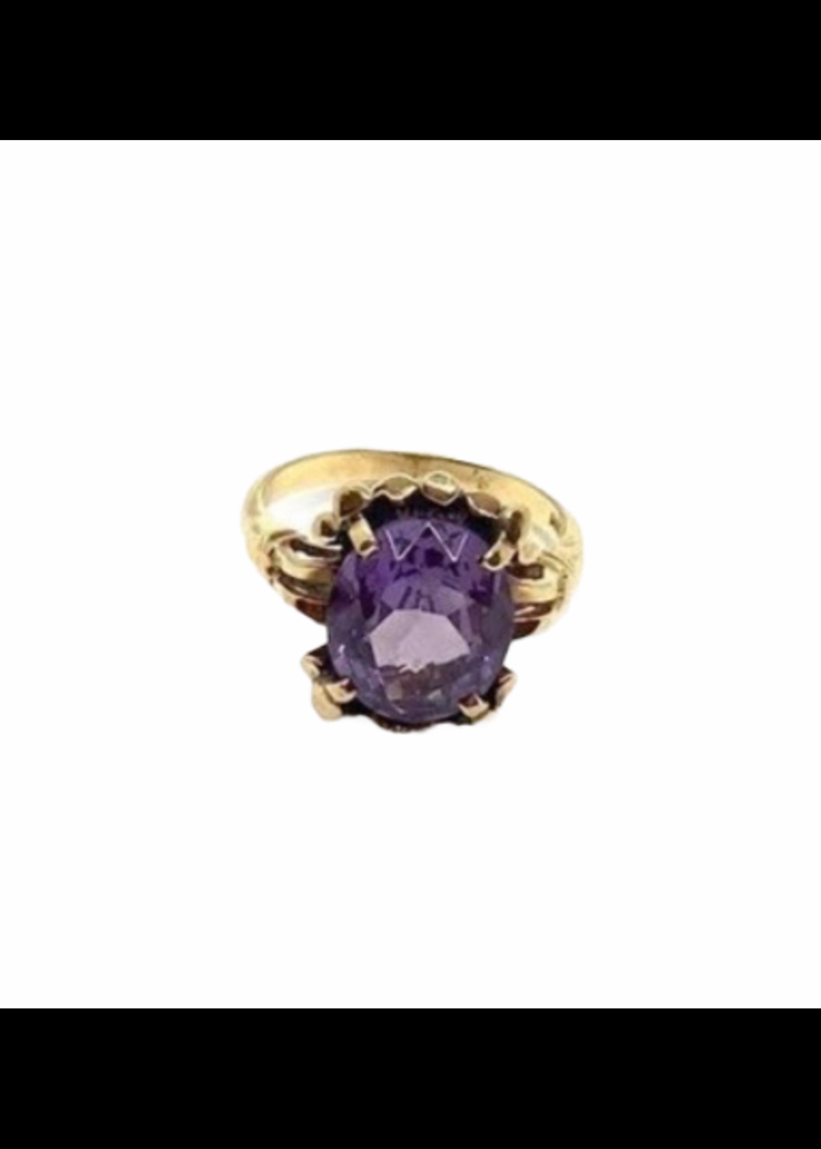 Jill Alberts Alexandrite Ring
