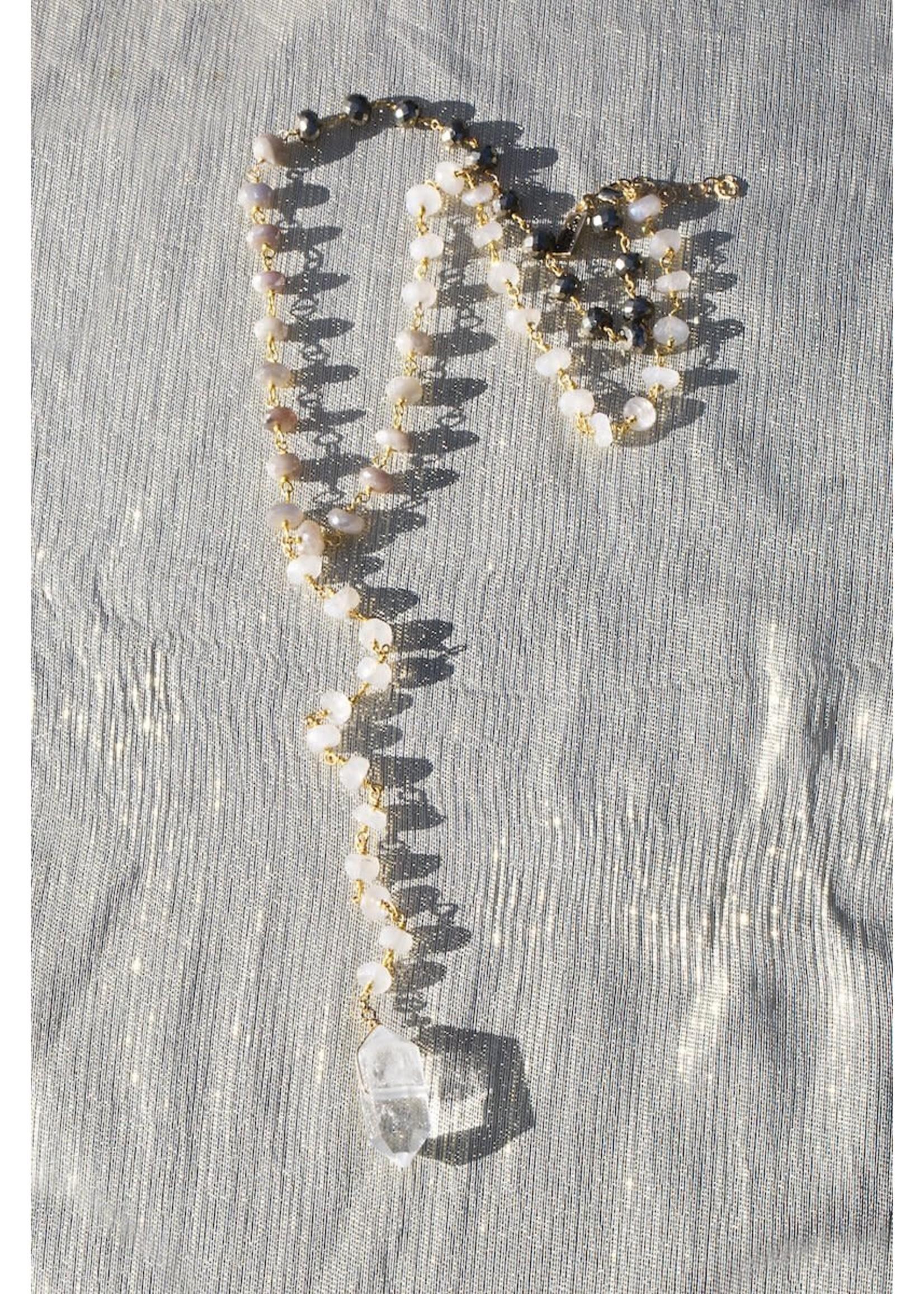 Native Gem Spectrum Necklace