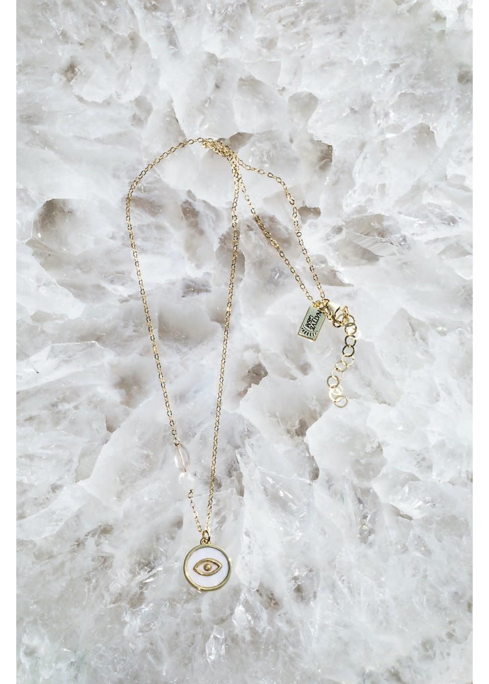 Native Gem Noor Necklace