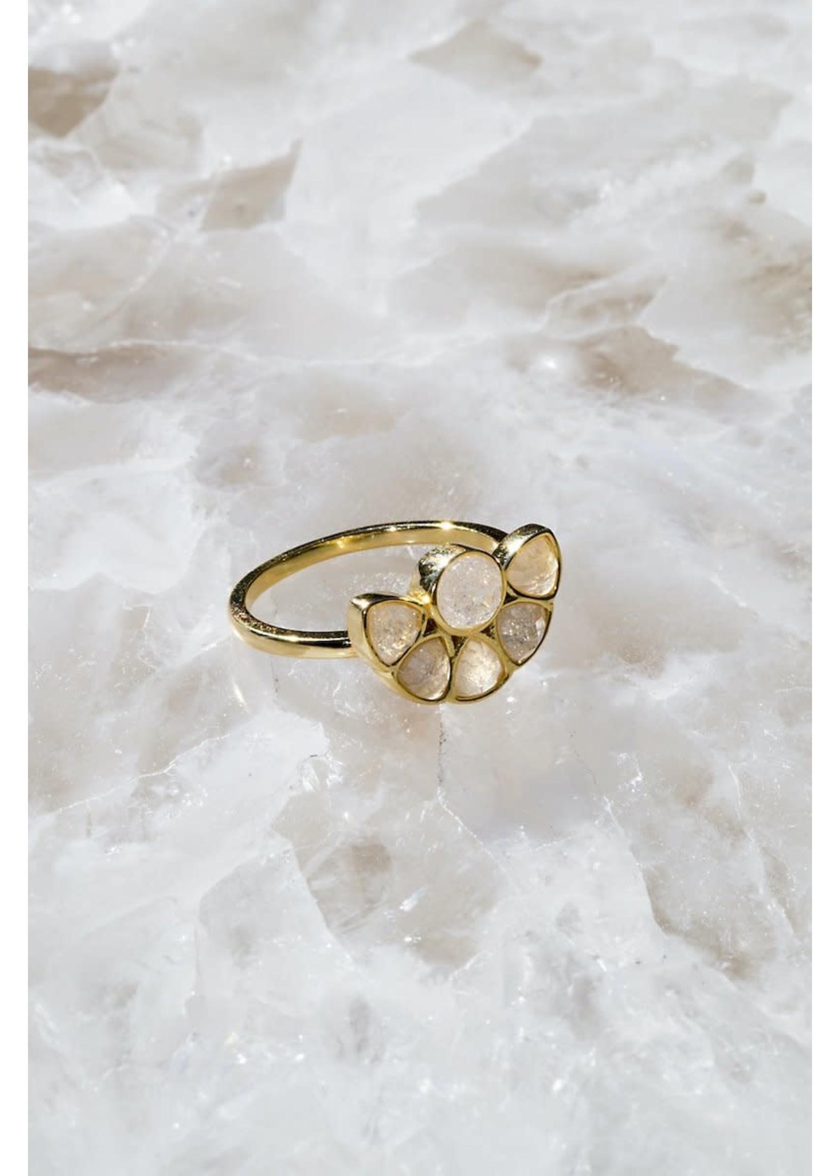 Native Gem Casablanca Ring