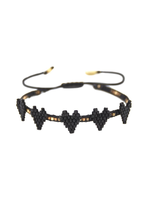 Mishky Heartsy Row Bracelet