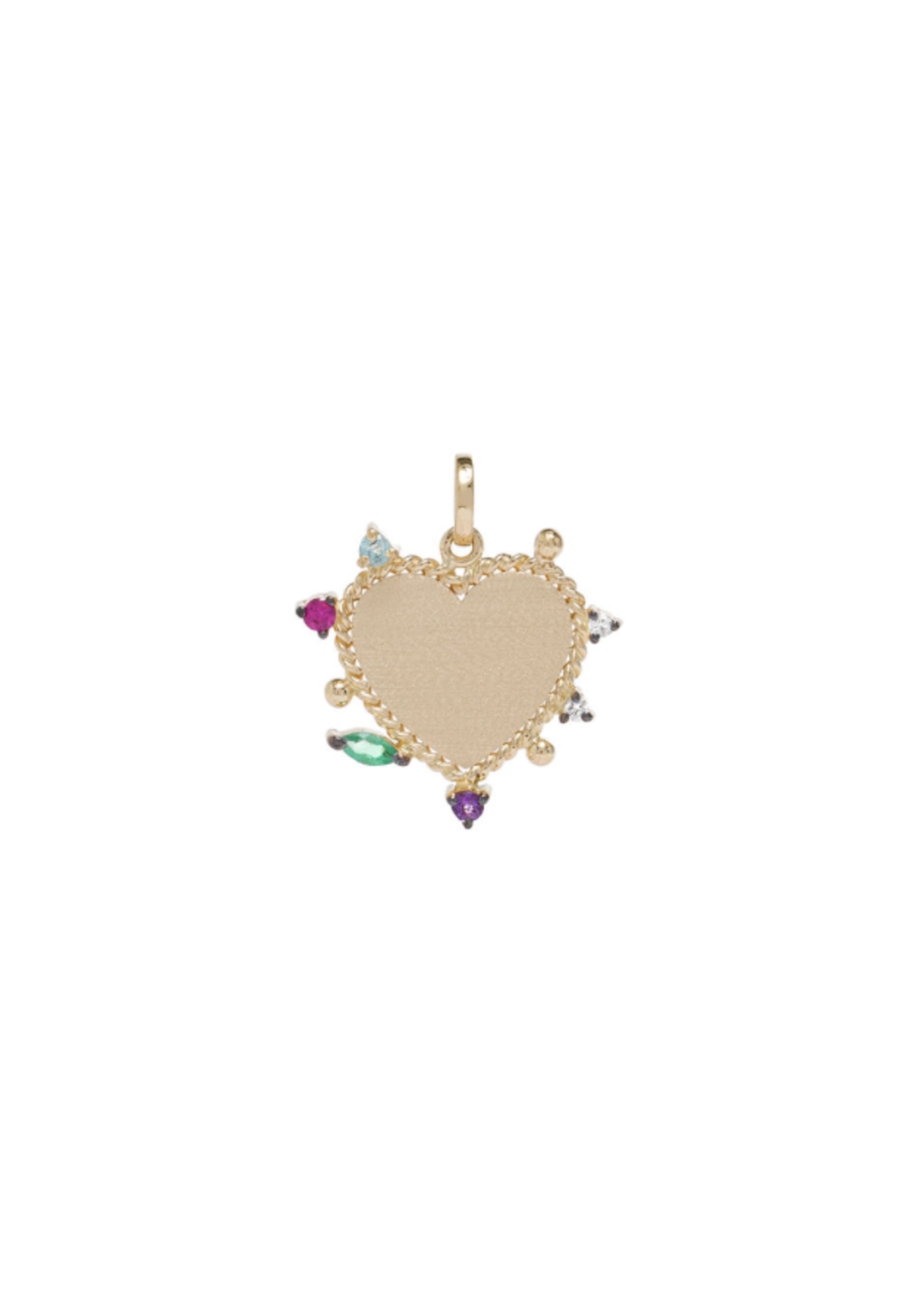 Have a Heart Heart Charm