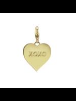Have a Heart XOXO Heart Charm