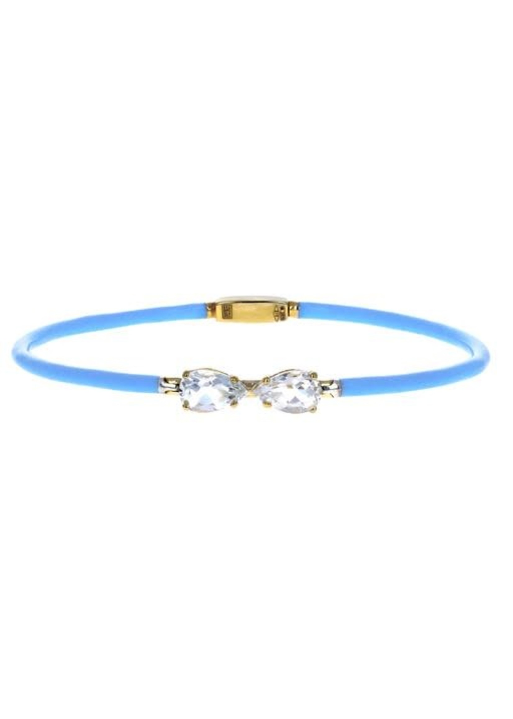 Bea Bongiasca Drop Cut Vine Bracelet