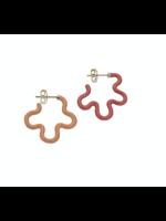 Bea Bongiasca Flower Power Earrings