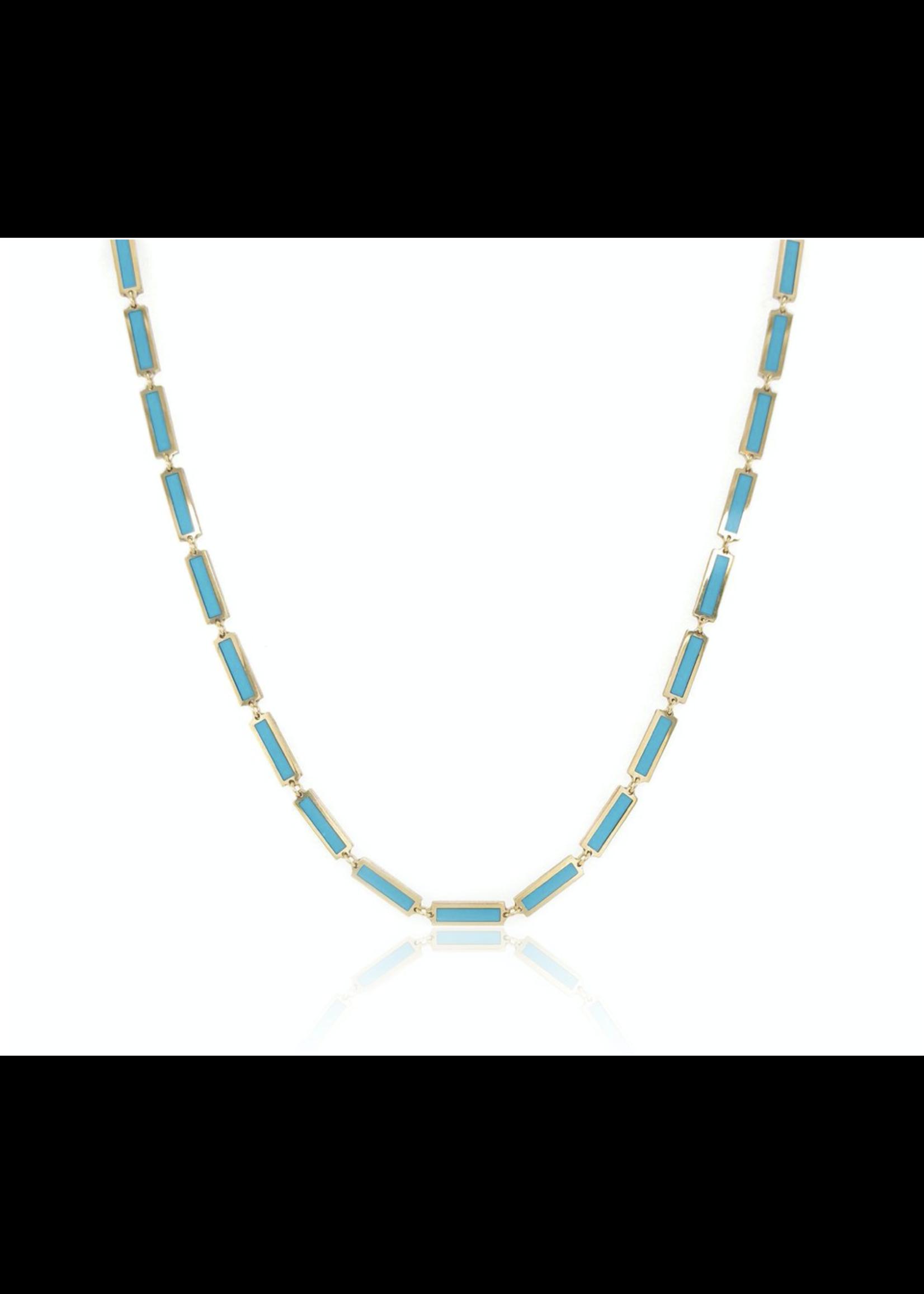 Jill Alberts Bar Necklace