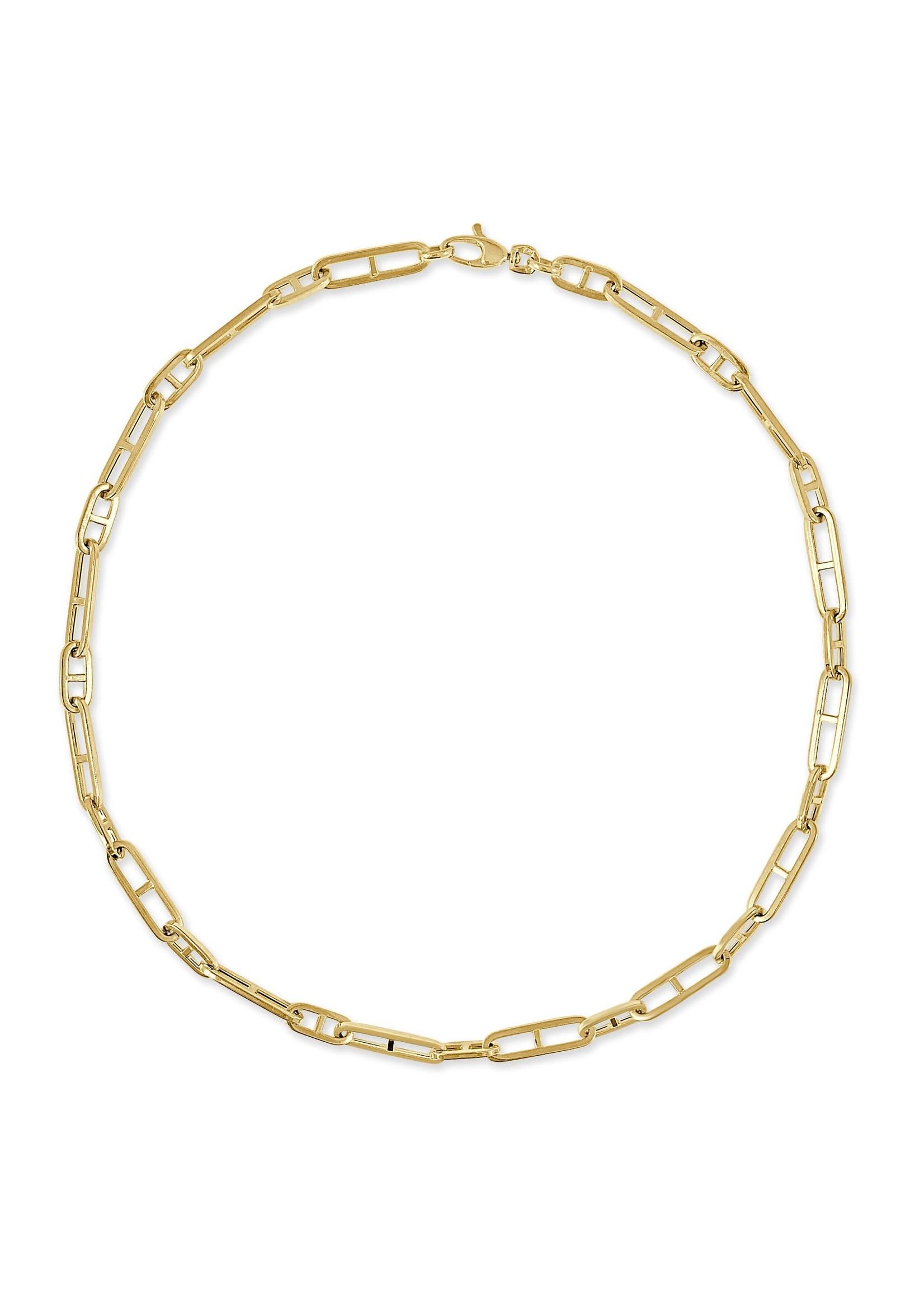Jill Alberts Belcher Link Necklace