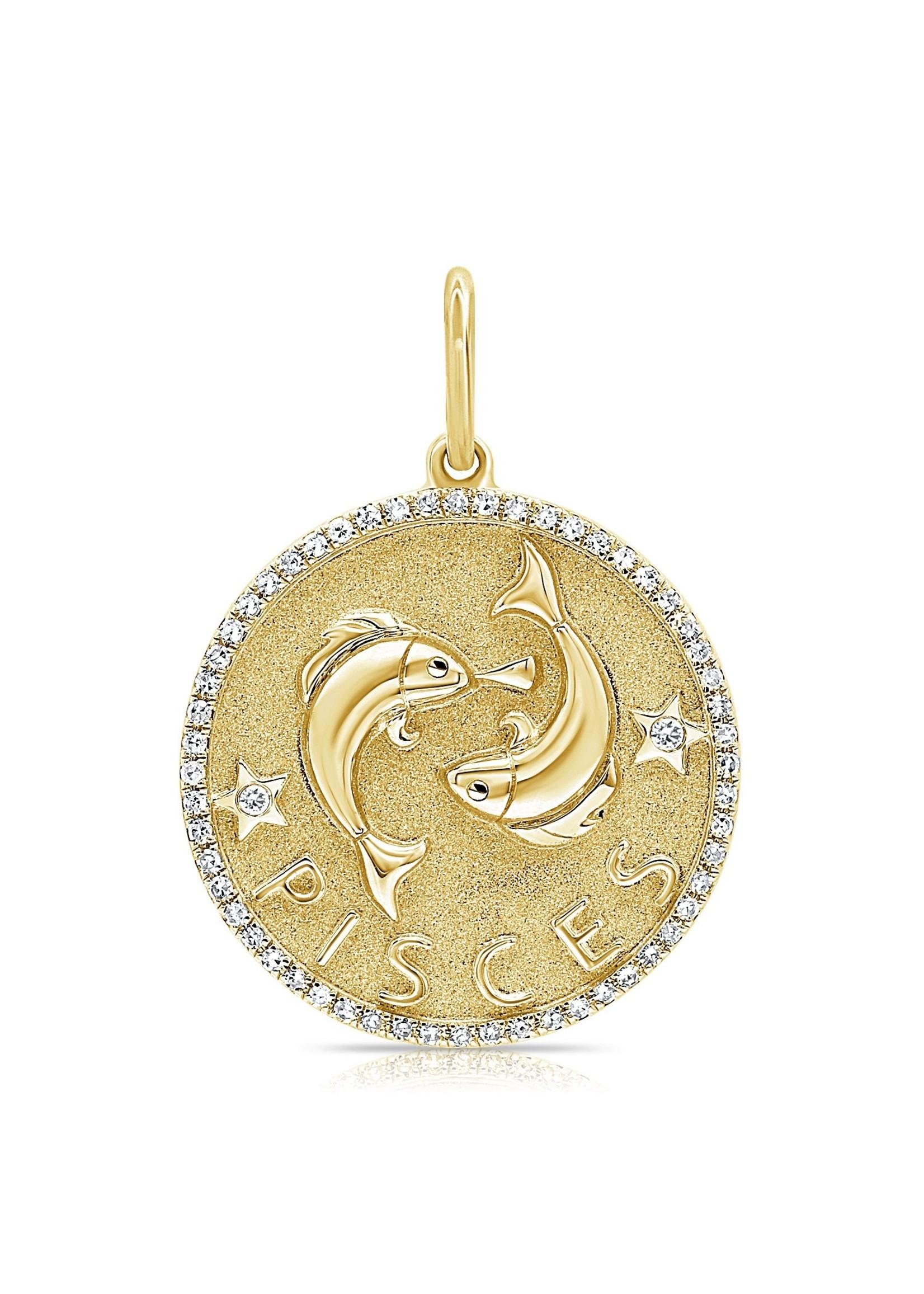 Jill Alberts Zodiac Charm