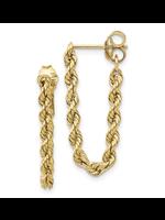 Jill Alberts Rope Earrings