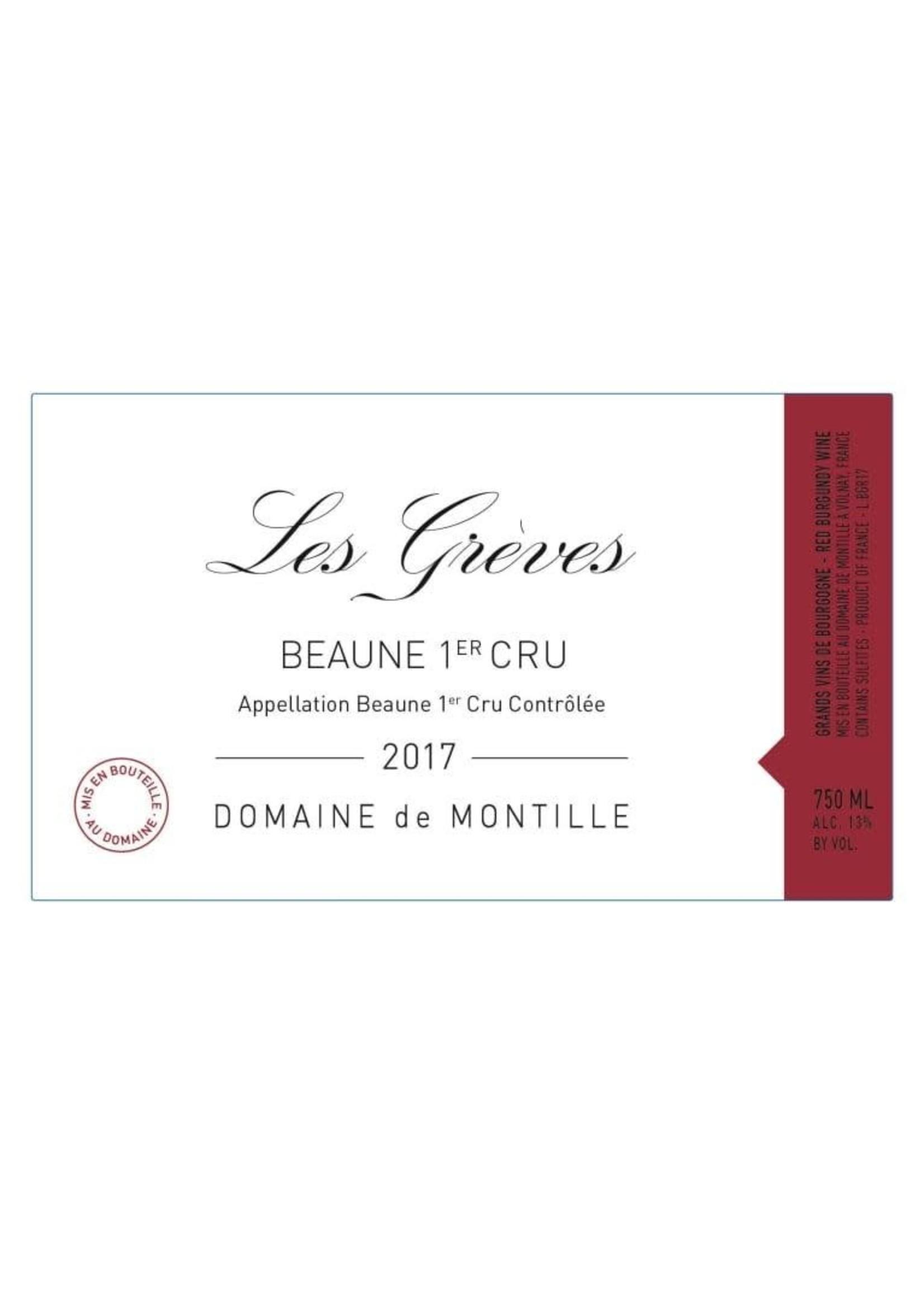 Domaine de Montille Domaine de Montille / Beaune 1er Cru Les Grèves (2017) / 750mL