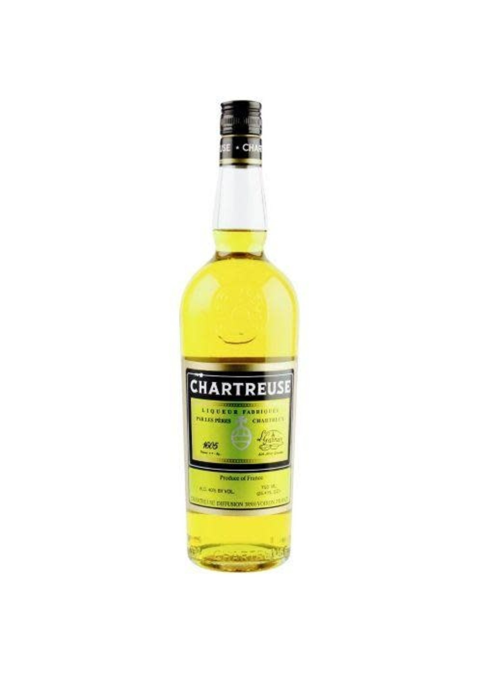 Chartreuse Chartreuse / Yellow Liqueur / 750mL