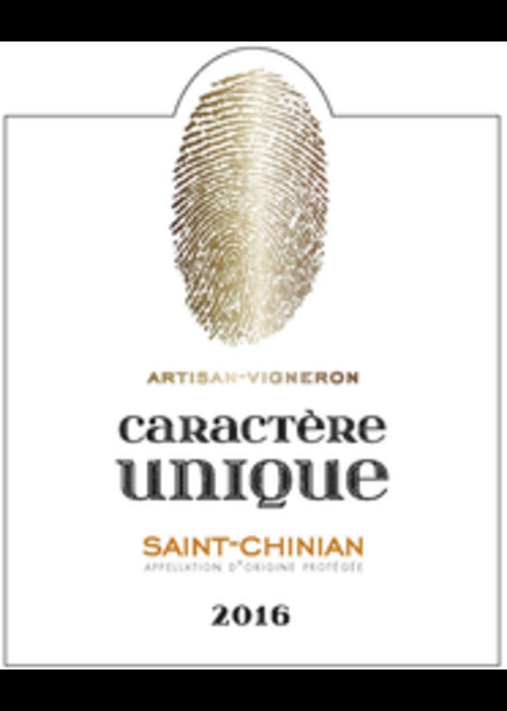 Caractère Unique Caractère Unique / Saint-Chinian Blanc / 750mL