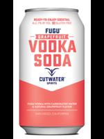 Cutwater Spirits Cutwater Spirits / Fugu Vodka Soda Grapefruit / 355mL