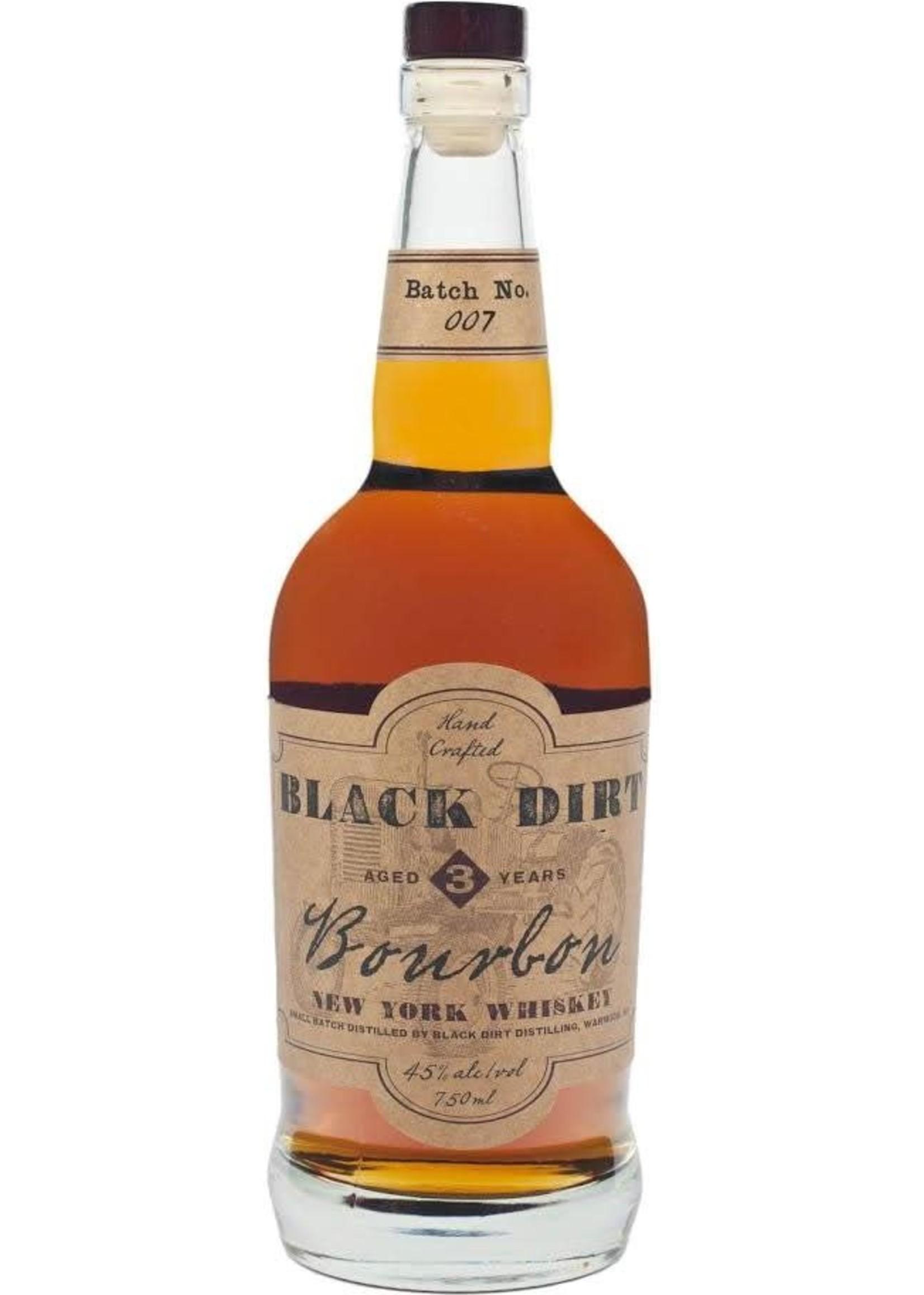Black Dirt Distillery Black Dirt Distillery / 3 Year Bourbon / 750mL