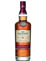 Glenlivet Glenlivet / 21 Yr / 750mL