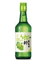 JINRO Jinro / Green Grape Soju / 375mL
