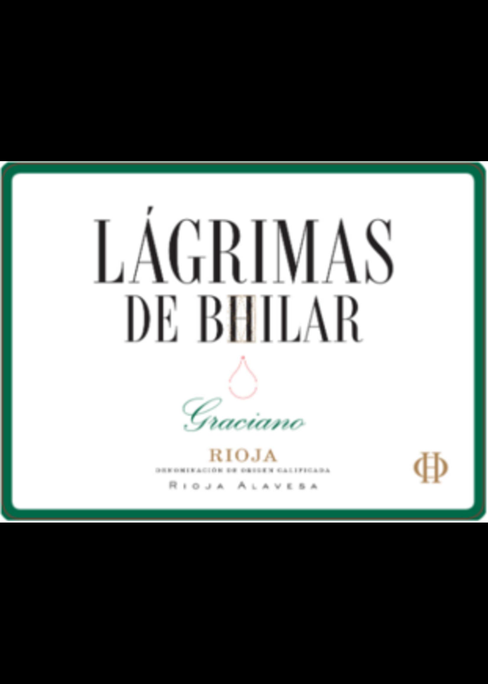 Bodegas Bhilar Bodegas Bhilar / Rioja Graciano Lágrimas de Bhilar 2019 / 750mL