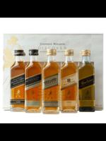 Johnnie Walker Johnnie Walker / Discovery 5 Pack / Black/Blue/Double Black/Gold/18Year/ 50mL
