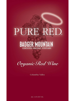 Badger Mountain Badger Mountain / Pure Red / 3.0L Bag in Box