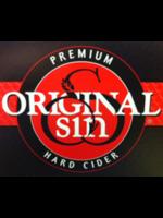 Original Sin Original Sin Cider / Hard Cider / 6pack 355mL can