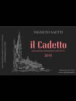Vigneto Saetti Vigneto Saetti / Rosato dell' Emilia Frizzante Il Cadetto / 750mL