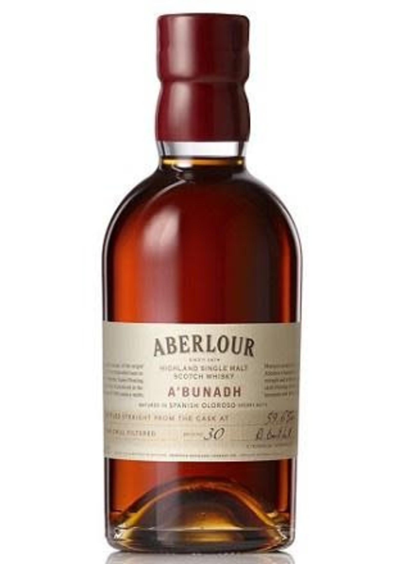 Aberlour Aberlour / A'Bunadh  Cask Strength Single Malt Scotch Whisky / 750mL