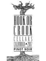 Hook or Crook Cellars Hook or Crook Cellars / Pinot Noir California 2017 / 750mL