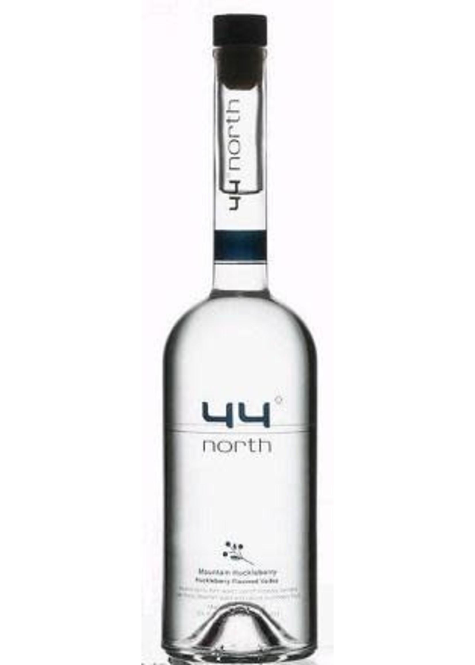 44 Degrees North 44 Degrees North / Huckleberry Vodka / 750mL