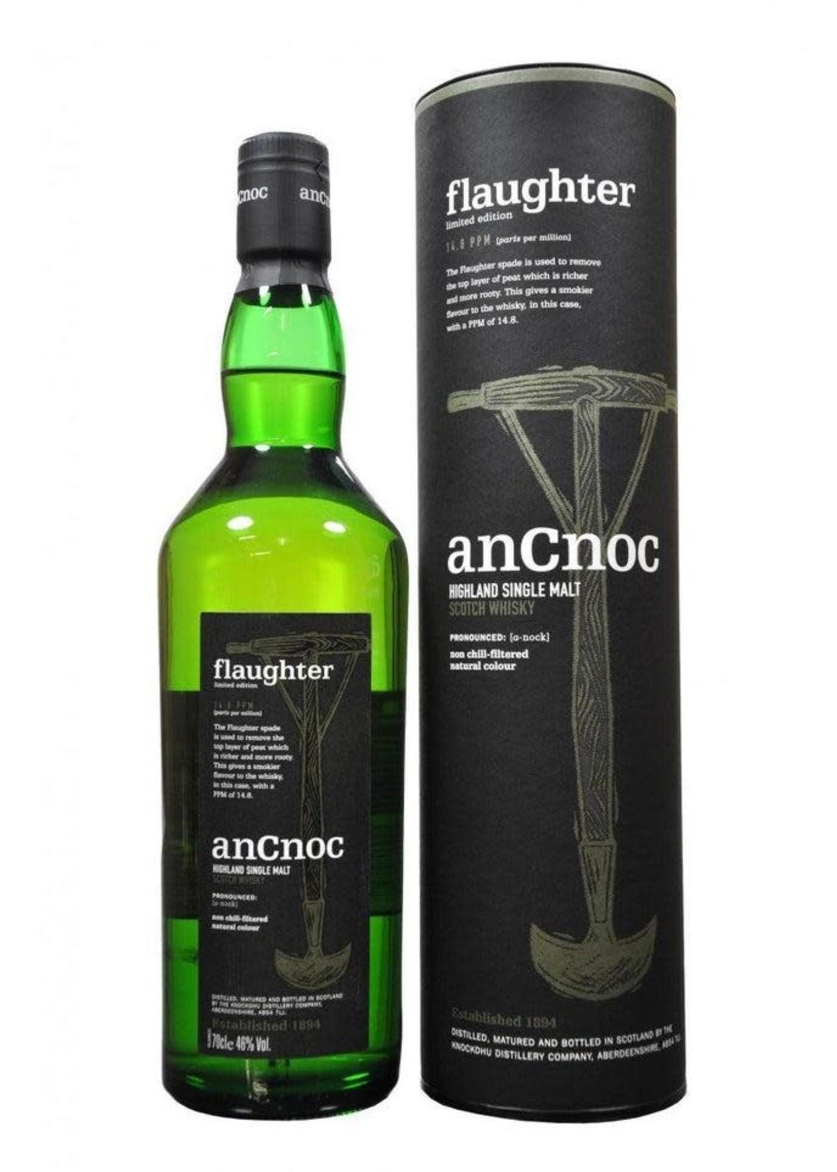 Ancnoc Ancnoc / Flaughter Limited Edition Single Malt Scotch Whisky / 750mL