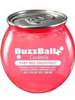 Buzzballz Buzzballz / Ruby Red Grapefruit / 200mL