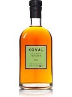 Koval Koval / Oat Single Barrel Whiskey / 750mL