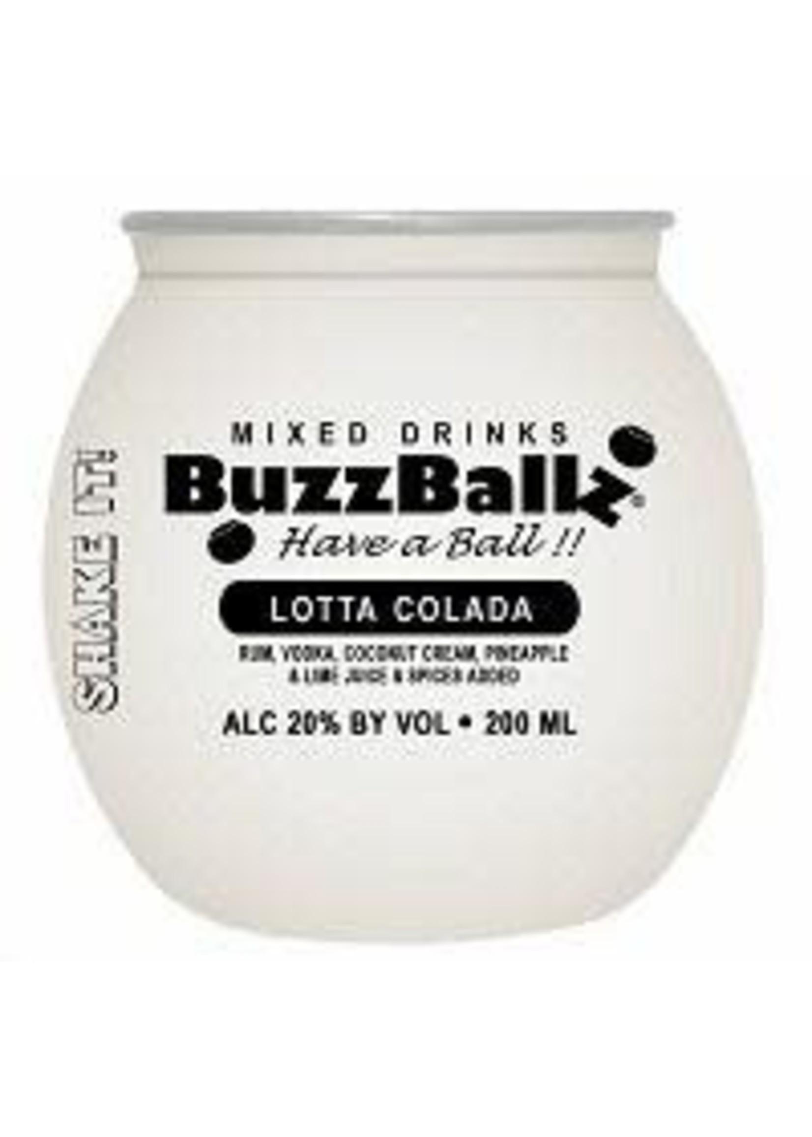 Buzzballz Buzzballz / Lotta Colada / 200mL