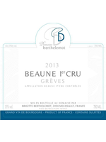 Domaine Brigitte Berthelemot Domaine Brigitte Berthelemot / Beaune 1er Cru Grèves (2012)