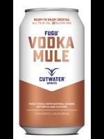 Cutwater Spirits Cutwater Spirits / Fugu Vodka Mule / 375mL