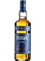 Benriach Benriach / 21 Year Old Classic Single Malt Scotch / 750mL
