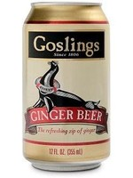 Gosling's Goslings / Stormy Ginger Beer / 250mL Single Can