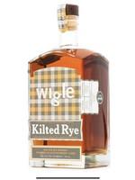 Wigle Wigle / Malted Rye Whiskey Aged in Ex-Laphroaig Scotch Casks / 750mL