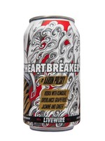 Livewire Livewire Cocktails / Heartbreaker by Aaron Polsky / 355mL can