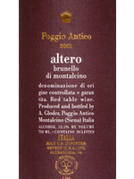 Poggio Antico Poggio Antico / Altero Brunello di Montalcino / 2010 / 750mL