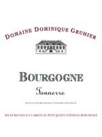 Domaine Dominique Gruhier Dominique Gruhier / Bourgogne Tonnerre Blanc 2017 / 750mL