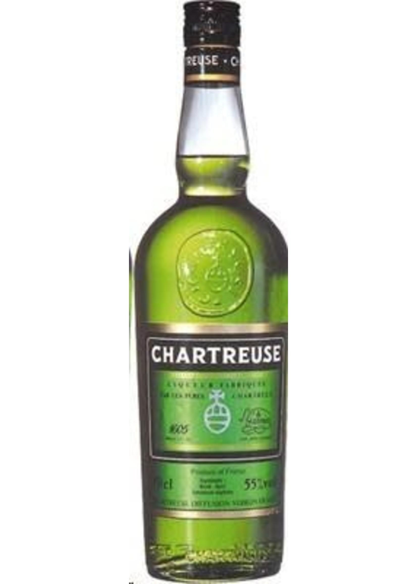 Chartreuse Chartreuse / Green Liqueur / 750mL