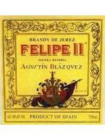 Felipe II Felipe Ii / Brandy De Jerez / 750mL