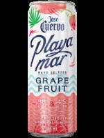 Jose Cuervo Jose Cuervo / Playa Mar Grapefruit Hard Seltzer / 357mL